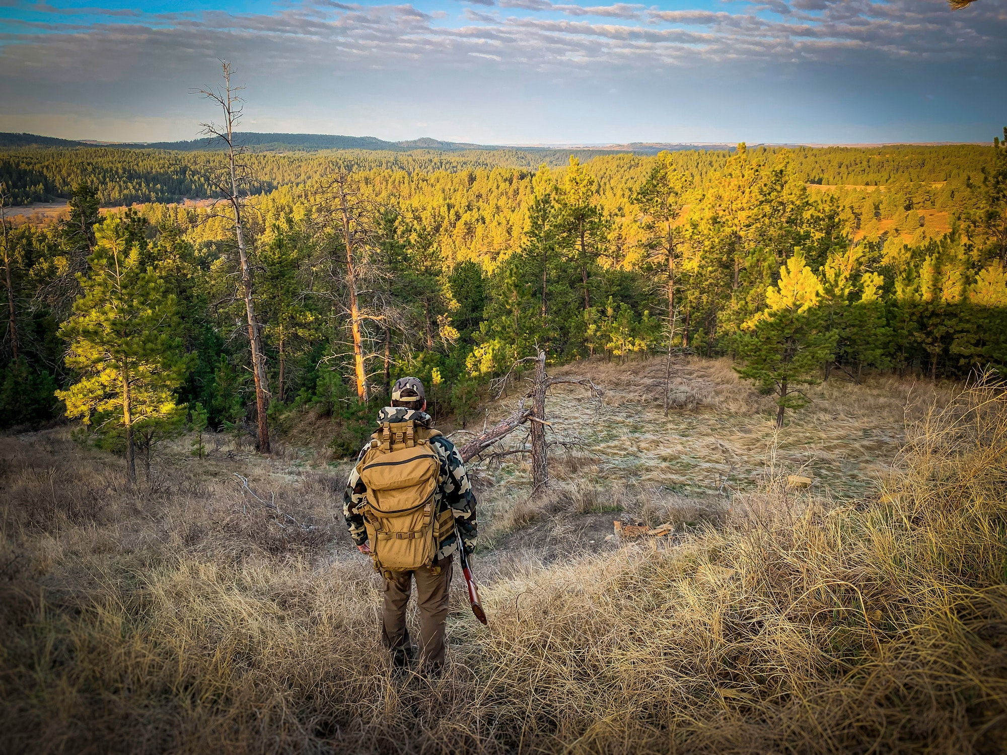 Hunting Season in Ennis, Montana